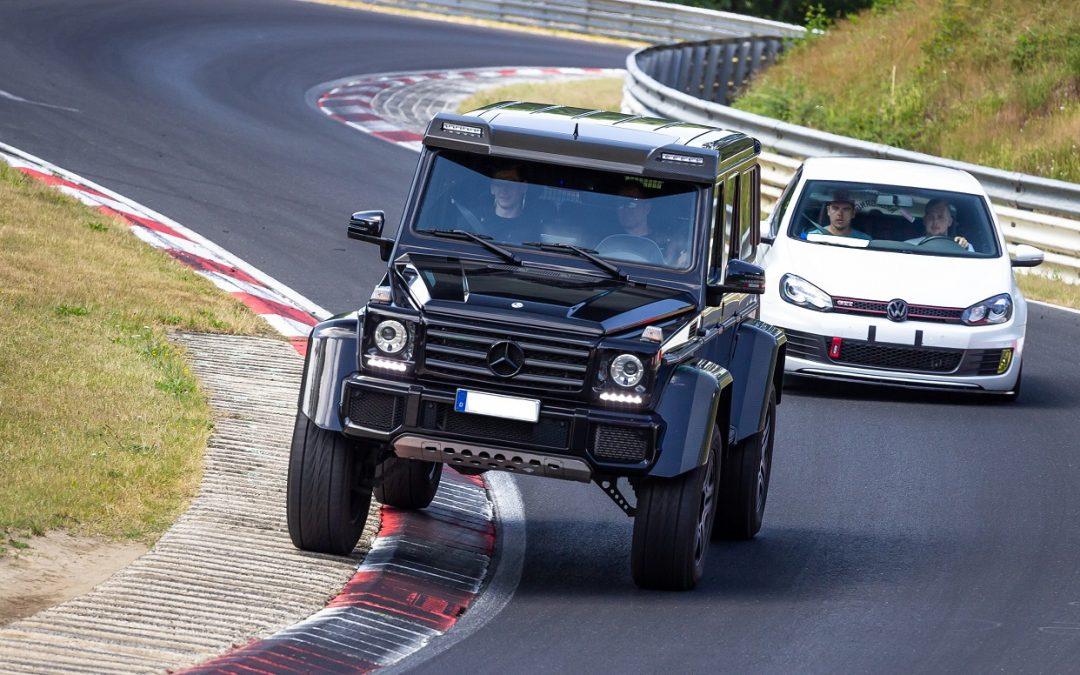 Touristenfahrten am Nürburgring für 2020